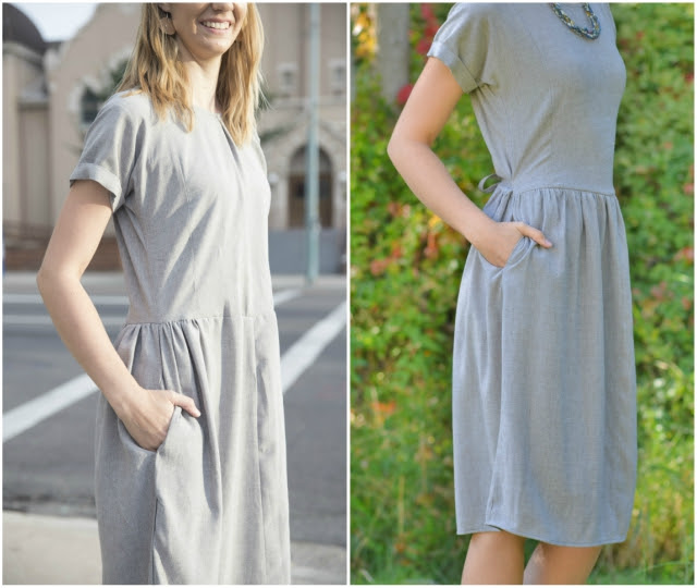 Rayon Linen Lacey Dress: The Dress I Redid Three Times
