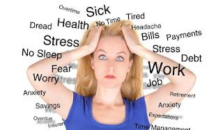 علاج التوتر العصبى