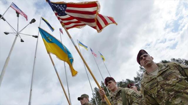 EEUU edifica un centro de operaciones marítimas en Ucrania