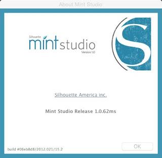 Silhouette Mint Studio, Silhouette Mint
