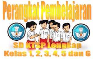 gambar rpp, silabus, prota, promes sd kTSP 2016