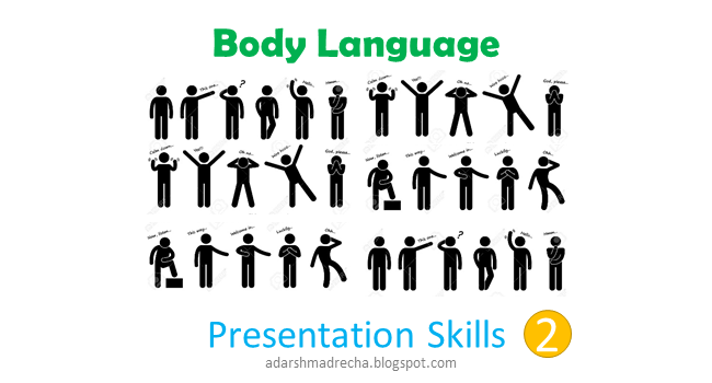 body language presentation