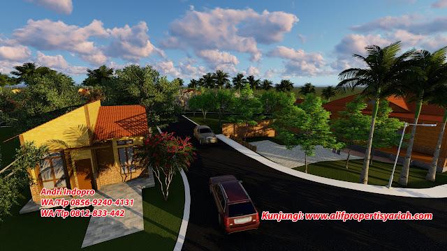 Tanah-Dijual-Murah-di-Bogor-Tanah-Kavling-Tasnim-Garden-Ciampea-Bogor-agrowisata-&-Resort