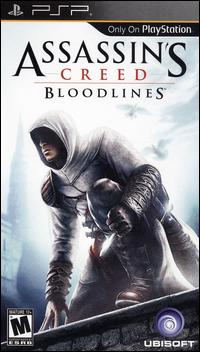Assassin's Creed Bloodlines (PSP) (ISO) Español [MF]