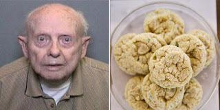 74χρονος άντρας τάισε μπισκότα με χασίς ολόκληρη την εκκλησία