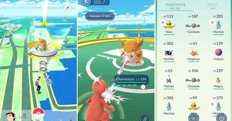 Cheat Pokemon Go Android - Android | More ..