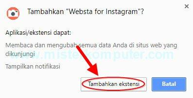 Cara Mudah Upload Foto ke Instagram dari Laptop / PC