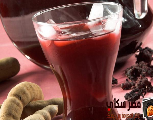 طريقة عمل عصير التمر هندى tamarind