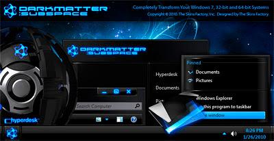 HYPERDESK DARKMATTER WIN XP DAN 7