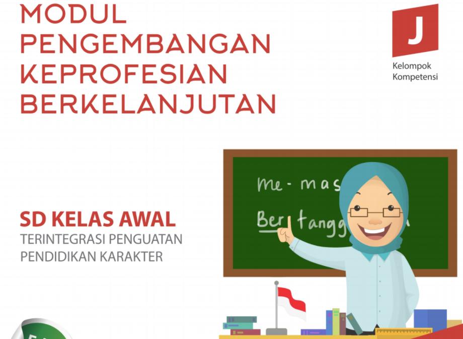 Download Modul Pengembangan Keprofesian Berkelanjutan Pkb Kelas Tinggi