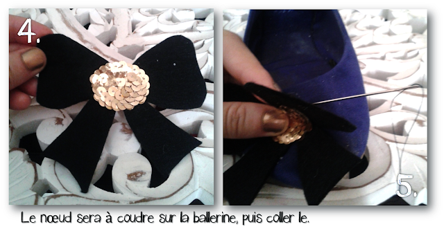 DIY-ballerine-shoes ballett-customize