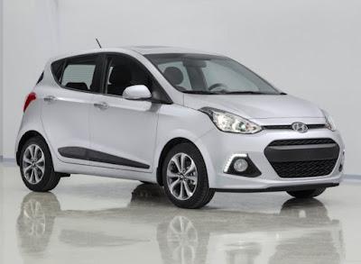 Rinnovata la Hyundai i10: migliorati sistemi di sicurezza