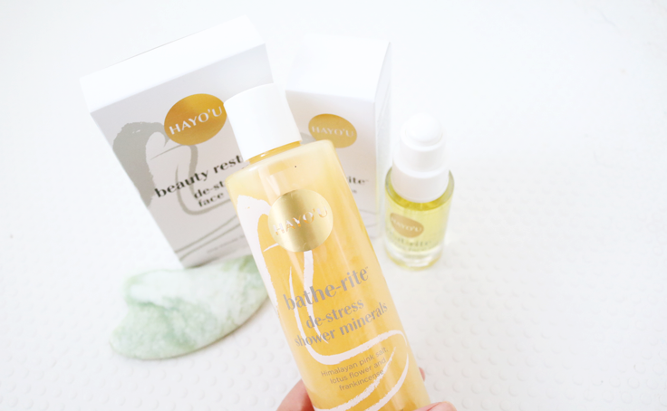 Mid-Week Pamper Treats: De-Stressing with Hayo'u
