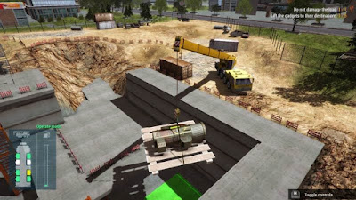 Construction Machines Simulator 2016 (PC)