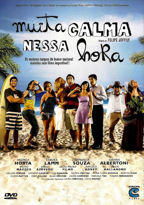 Muita Calma Nessa Hora - DVDRip Nacional