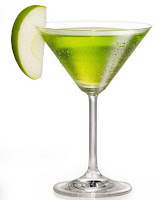 Cocktail Apple Green Midori
