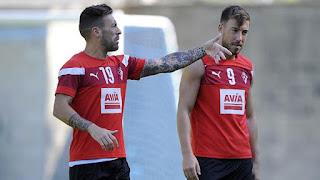Luci rosse in Liga! Giocatori Eibar video hard
