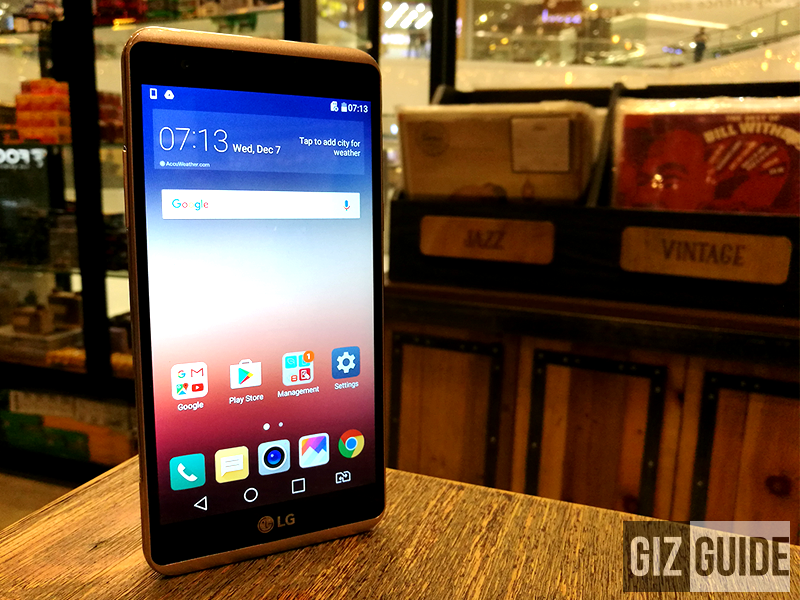 LG X Power Review - Good Performance And Long Battery Life