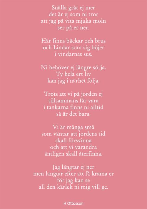 längtar efter dig dikt