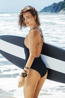 Miranda Kerr in BONDS Swimsuit Campaign 2016 5.jpg