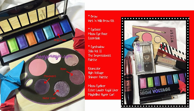 makeup; makeup-collab; makeupuccino; makeupuccino-onlineshop; testi-makeupuccino; smokey-eyes; makeup-smokey-eyes