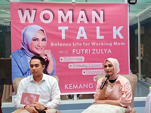 5 Tips Ciptakan Hidup Seimbang Bagi Ibu Bekerja Ala Futri Zulya
