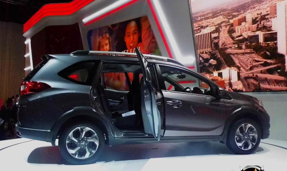 Apakah Honda Brv Adalah Mobilio Yang Ditinggikan Situs Otomotif