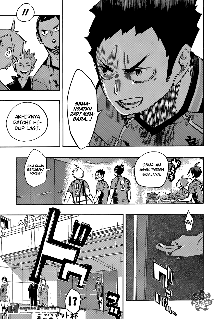 Haikyuu Chapter 248-16