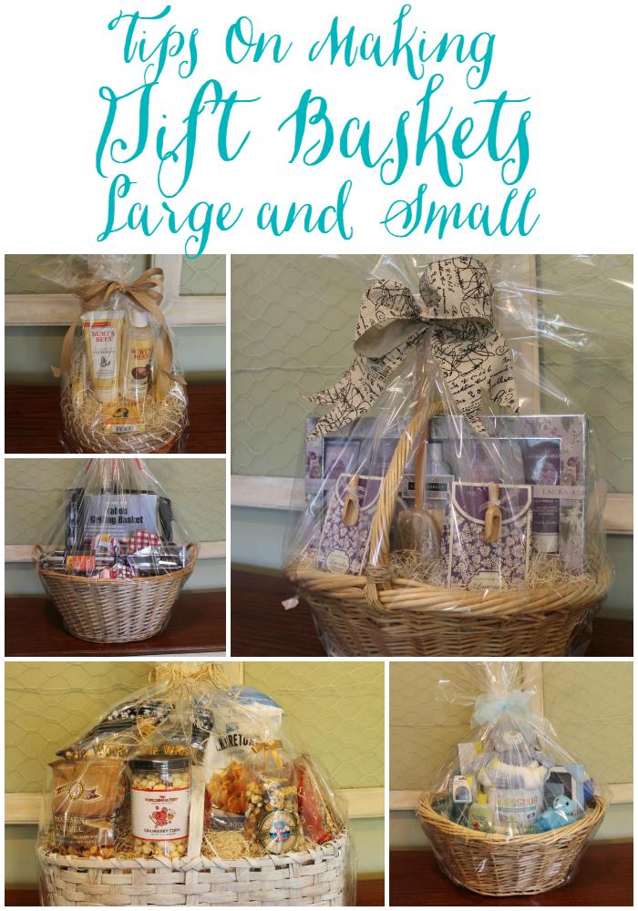 Tips For Making Gift Baskets Miss Kopy Kat