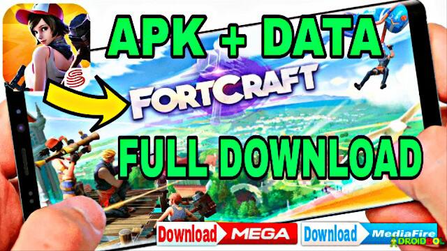 FortCraft [APK+DATA] Full Download TUTORIAL