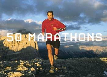 Dean Karzanes; Manusia maraton