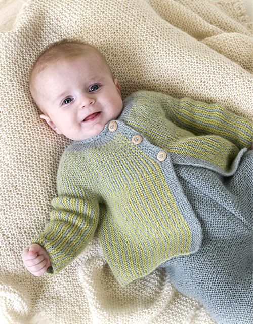 Toddler Sweater - Free Pattern
