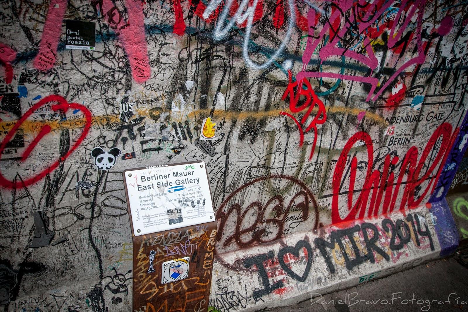 East Side Gallery, muro de Berlín, grafiti, graffity, pintura mural, Berlín, muro, Berlin
