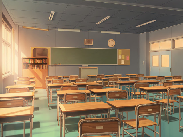 窓は必ず左側?見慣れた教室には日本人のきめ細かさがあった【o】