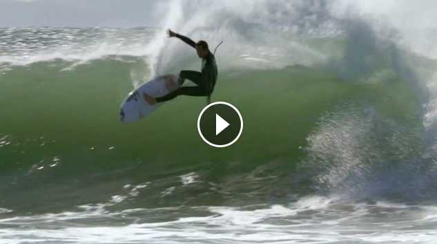 Amp Sessions Jordy Smith J-Bay