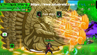 Download Naruto Senki Mod Spesial Idul Fitri by Heru Apk Android