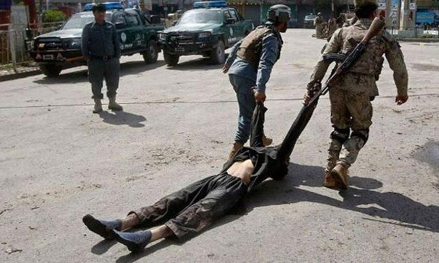 Ιρακινοί πολιτοφύλακες σκότωσαν βομβιστή αυτοκτονίας πριν προλάβει να ανατιναχτεί