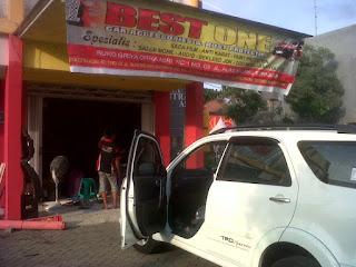 Bengkel Anti Karat Mobil Surabaya