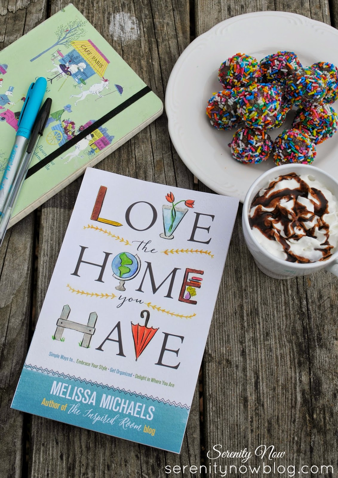 "Do you struggle with being content with your home? A review of ""Love the Home You Have"""