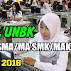 Jadwal UNBK SMP, SMA dan SMK Tahun 2018