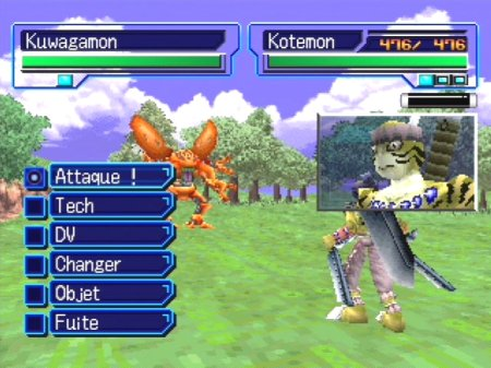 Download Digimon World 3 PS1 zona-games.com