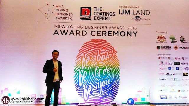 Khir Khalid, AYDA 2016, Blogger Malaysia,