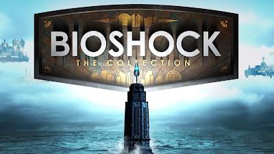 האוסף החדש של Bioshock הגיע למקום הראשון בטבלת המכירות השבועית של בריטניה