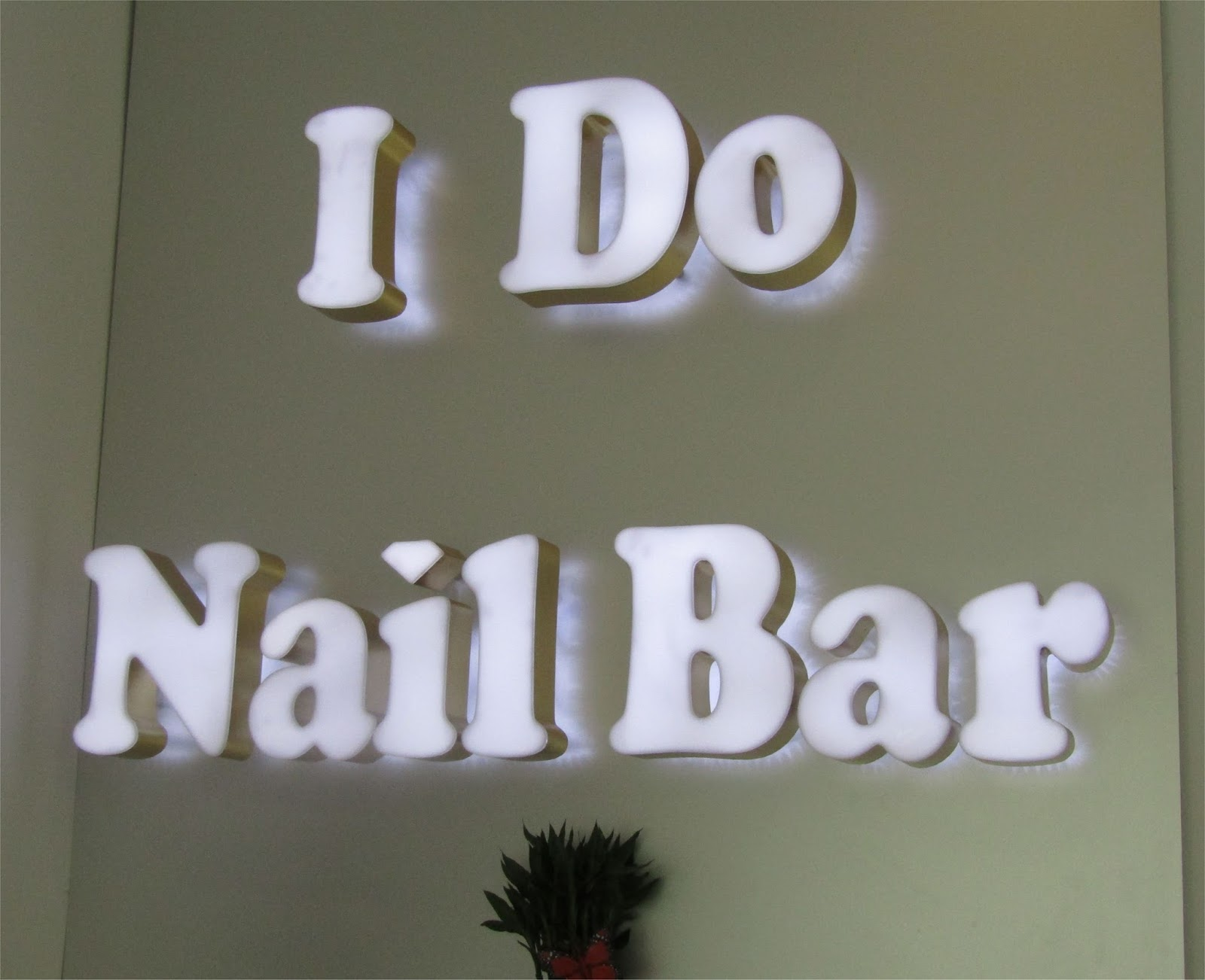 I Do Nail Bar Opened Earlier This Month At 50 Great Road Which Was The Former Location Of Orange Chair Recently Spoke With Maggie Li Owner