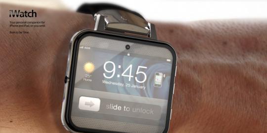 Jam Tangan Pintar Buatan Apple