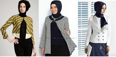 Baju Muslim Kantoran