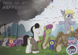 MLP This. Is. Not. HAPPENING! Series 4 Trading Card