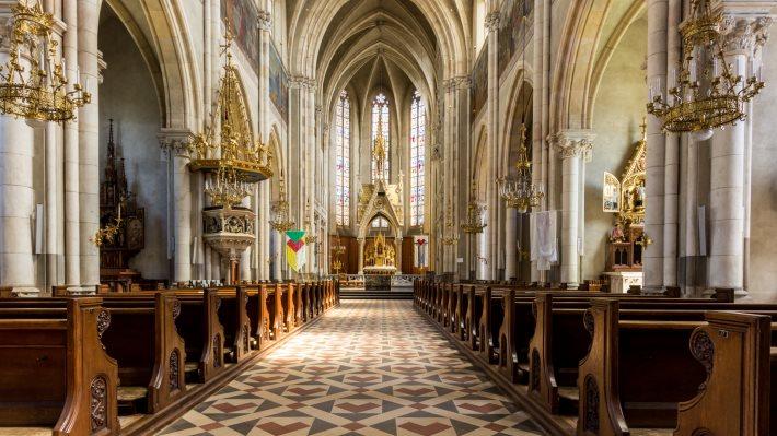 Wallpaper: Herz-Jesu-Kirche