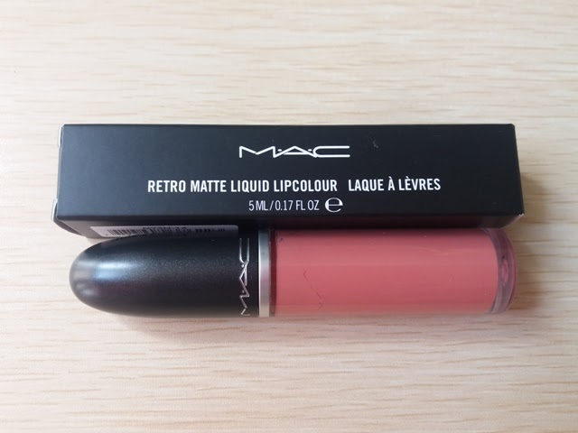 MAC Back In Vogue Retro Matte Liquid Lipcolour Review and Swatches