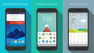10 Launcher Android Paling Ringan,Terbaik dan Terkeren Saat Ini